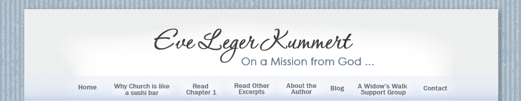 Eve Leger Kummert - On A Mission From God